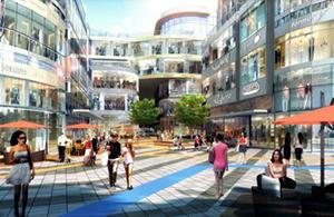 万科生活广场项目